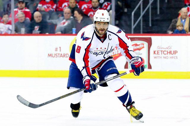 Русские жгут! Овечкин, Кузнецов и Кучеров обновляют Книгу рекордов НХЛ
