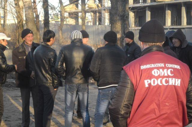 В отношении 62 иностранцев составили протоколы об административных нарушениях.