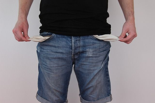 Евростат: четверть жителей Евросоюза живет за чертой бедности