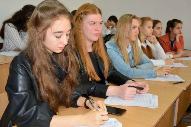 НаКубани Всероссийский экономический диктант написали неменее 300 человек
