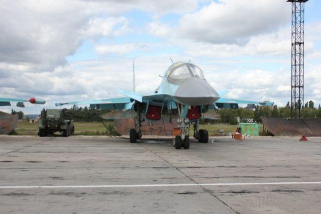 ВКСРФ получили новейшую партию Су-34