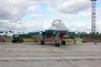 Су-34 обладает мощными тактико-техническими характеристиками.