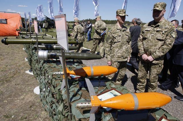 В 2018 году США подготовят четыре батальона ВСУ