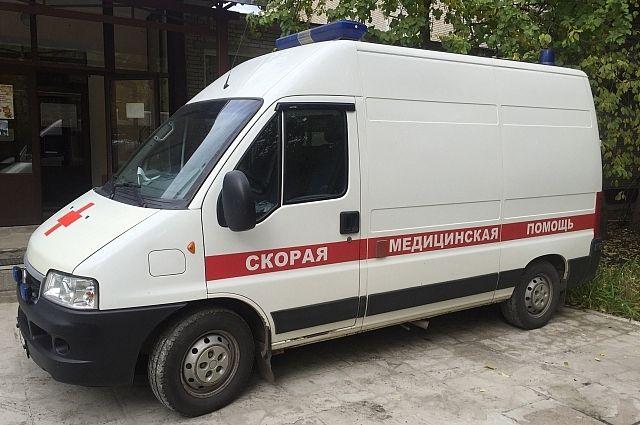 Наулице огромная Федоровская вЯрославле шофёр сбил пешехода