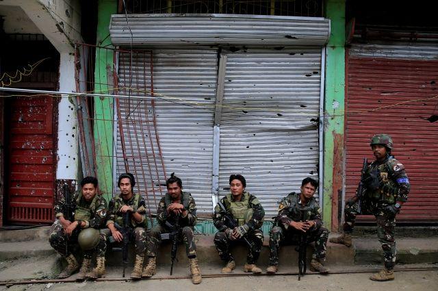 СМИ: филиппинский город Марави освободили от боевиков