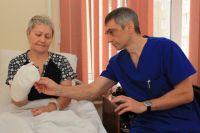 Во время операции пациентка боялась уснуть, чтоб не проснуться без руки.