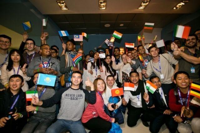 100 представителей 54 стран мира посетили Оренбург во время фестиваля.