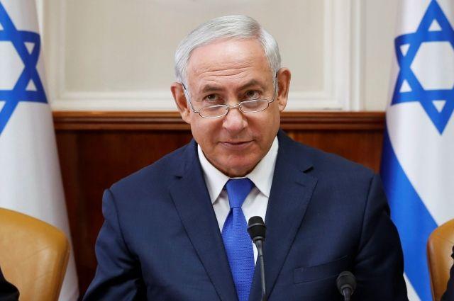 Нетаньяху: Израиль не позволит Ирану создавать военные базы в Сирии