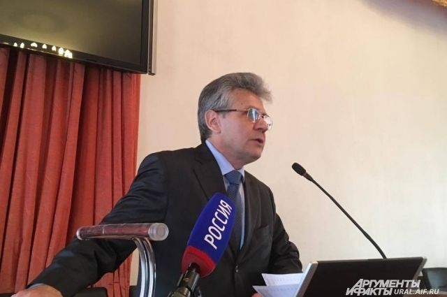 ВЕкатеринбург приехал Президент: уральскую столицу впервый раз посетил новый руководитель РАН
