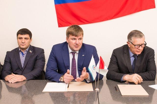Подписанное Соглашение определяет основные направления сотрудничества.