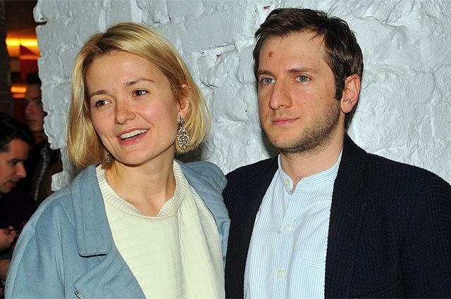 Надежда Михалкова и Резо Гигинеишвили.