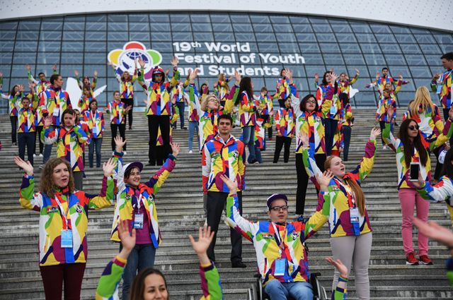 От Ямайки до Зимбабве. Кто приехал на фестиваль молодёжи в Сочи?