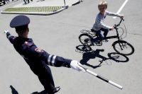 В ГИБДД говорят, что поведение детей на дороге становится всё более осознанным.