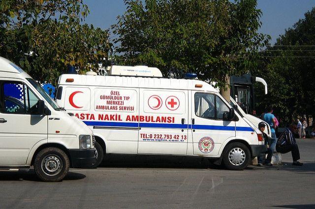 В турецкой Мерсине прогремел взрыв