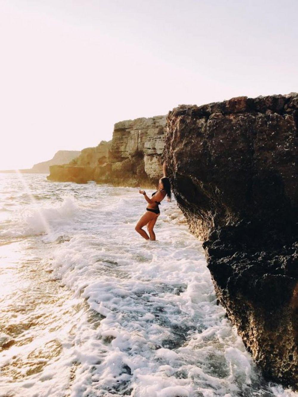 «На подготовку уходит больше времени, чем я планировала. Но чем дальше или выше хочешь прыгнуть, тем больше надо делать и создавать себя».