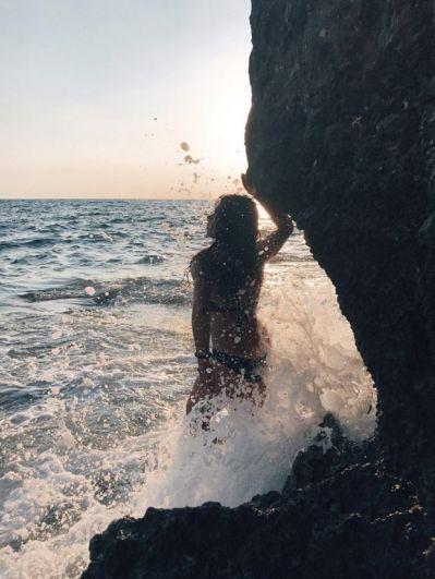 «Круто впитывать дикую энергию воды, солнца, ветра!»