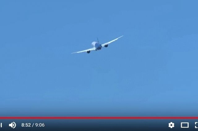 МС-21 совершил первый перелёт из Иркутска в Подмосковье.