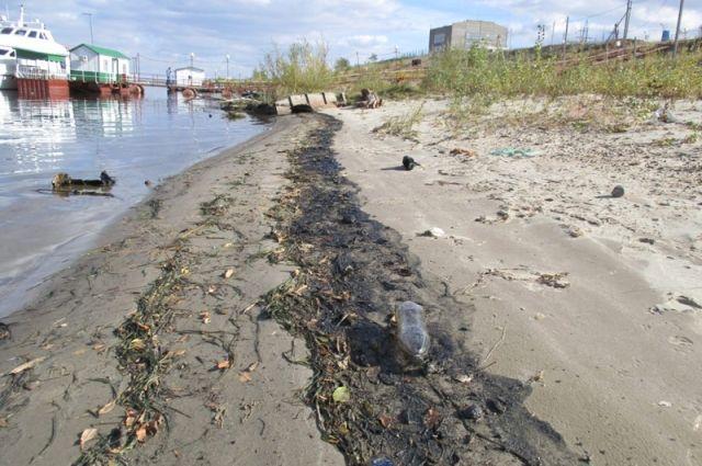Год назад регулярные сбросы в Волгу нефтепродуктов обернулись экологической катастрофой.