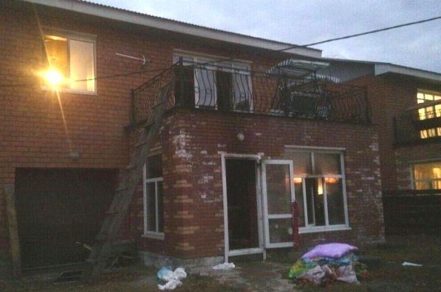 Впожаре вдоме престарелых вИркутске пострадали 12 человек