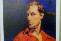 Репродукция автопортрета Н.А. Русакова хранится в архивно-следственном деле.