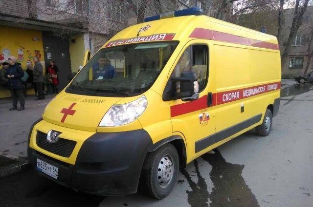 ВБелгороде разбился пассажир мотоцикла