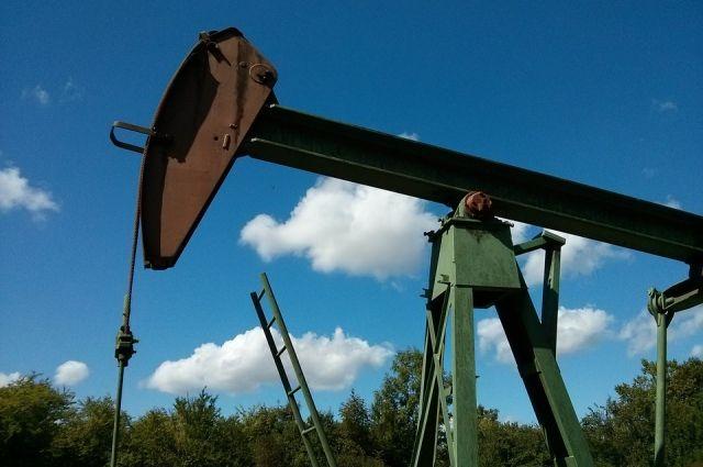 В Тюменской области продолжают добывать нефть