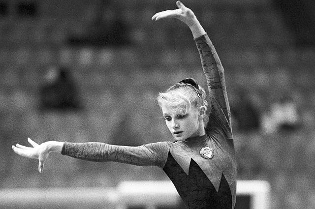Татьяна Гуцу 1992 г.