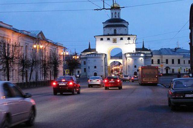 Жители  Владимира оценили чистоту в своем городе на 6,7 балла из 10 возможных.