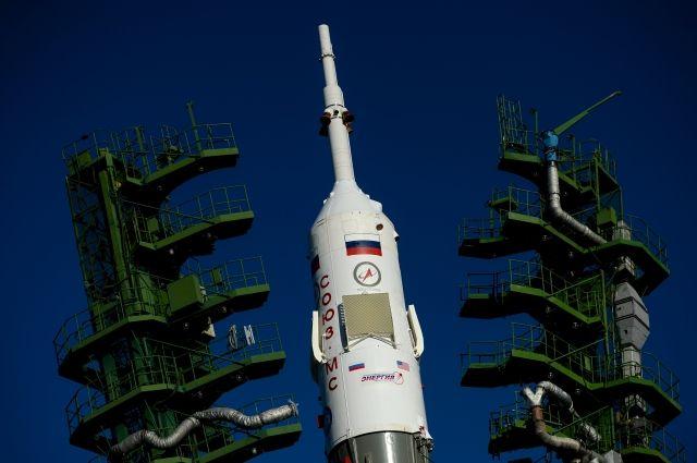 «Роскосмос» объяснил разгерметизацию капсулы «Союза»