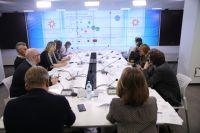 Презентация проекта прошла в пресс-центре МКР-медиа.