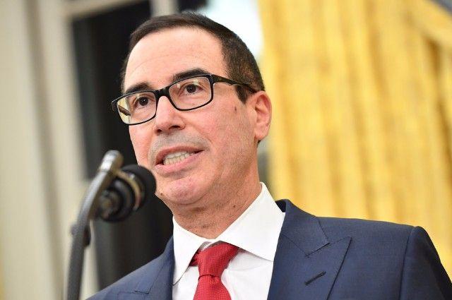 В Минфин США заявили, что без налоговой реформы упадет фондовый рынок