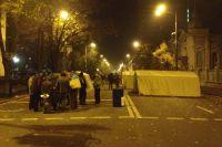 Задержанных за стычки с правоохранителями активистов отпустили