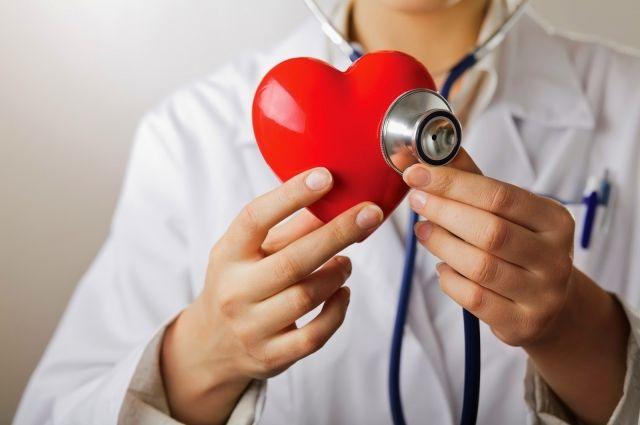 Пройдите диагностику - предупредите болезни сердца.