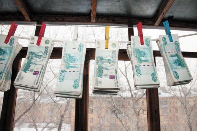 Жильцы домов перечисляли деньги за отопление которые компания должна была передать ресурсноснабжающей организации. Однако поставщик теп