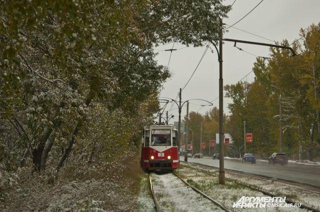 На выходных в Омске будет холодно.