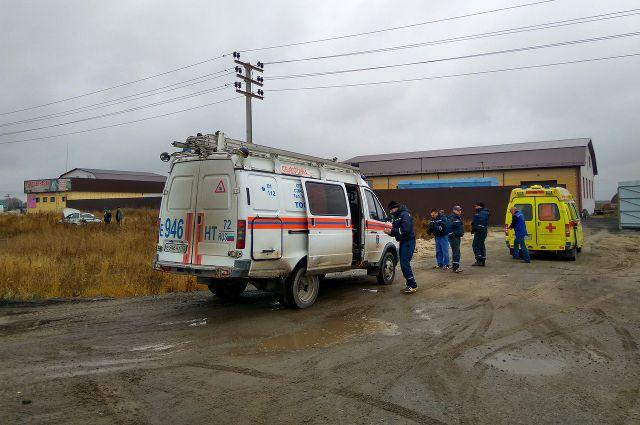 В ДТП под Тюменью два человека на Daewoo Nexia получили травмы