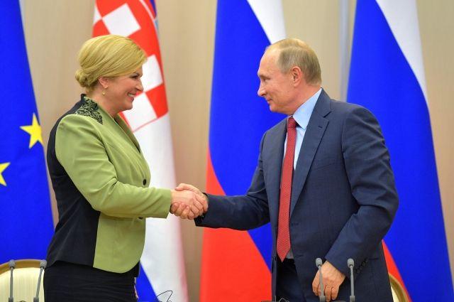 Объем инвестицией между РФ и Хорватией составил почти 500 млн евро