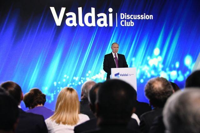 Путин заявил, что локальные конфликты нужно распутывать, а не разрубать