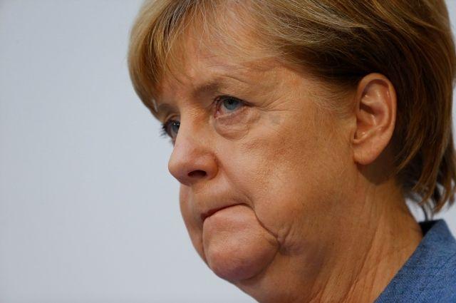 Меркель прокомментировала ситуацию вокруг референдума в Каталонии