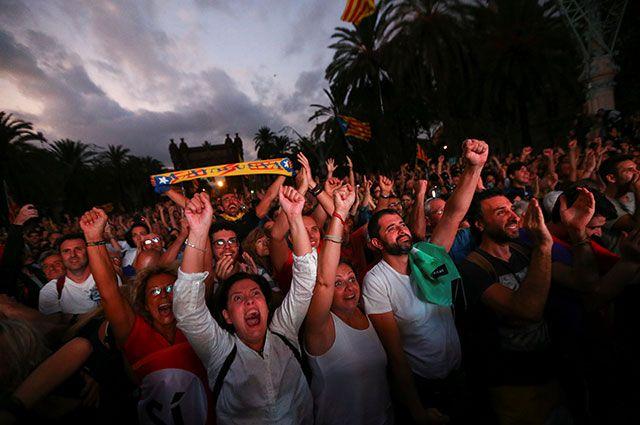 Названа дата голосования в Сенате по ограничению самоуправления Каталонии