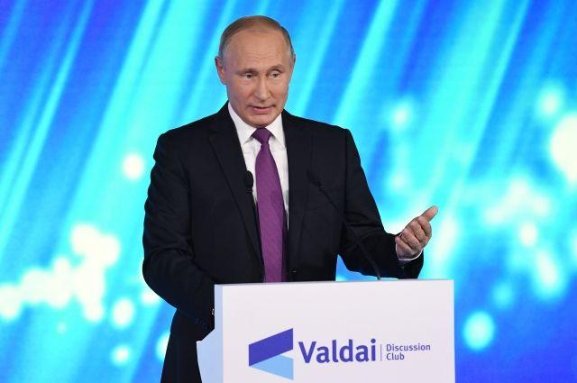 Путин считает, что альтернативы ООН нет