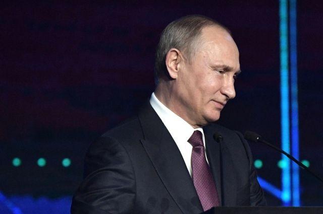 Владимир Путин назвал главные задачи будущего президента РФ