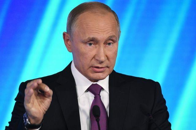 Путин: основные выгоды от Октябрьской революции получил Запад