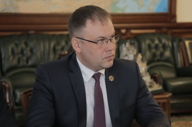 Илья Середюк и Аман Тулеев обсудили подготовку областного центра к 100-летнему юбилею.