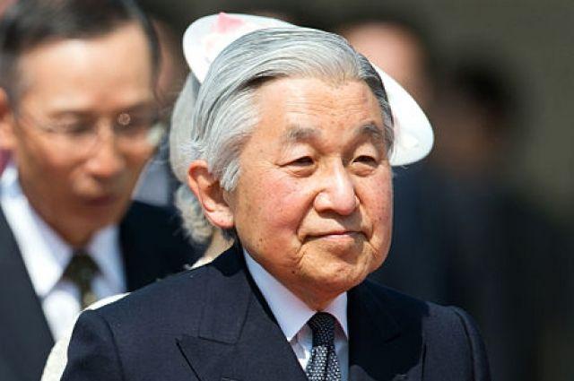 Токио опроверг сообщение об отречении императора в конце марта 2019 года
