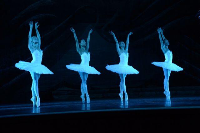 Балет пользуется успехом у омских зрителей.