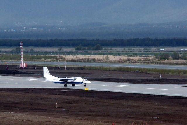 В Новом Уренгое из-за ЧП на посадочной полосе был закрыт аэропорт