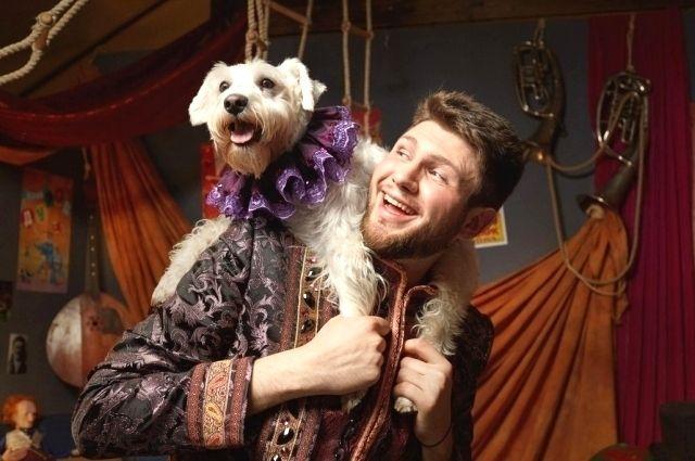 Дмитрий Артемьев: для зрителей цирк - это праздник, а для артистов - тяжёлый труд.