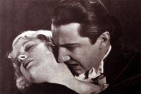Бела Лугоши в роли Дракулы. 1931 г.