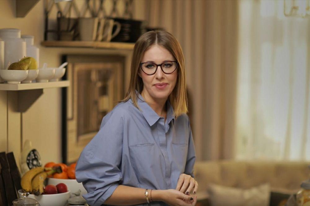 19 октября. Ксения Собчак объявила о своем решении участвовать в выборах президента России.